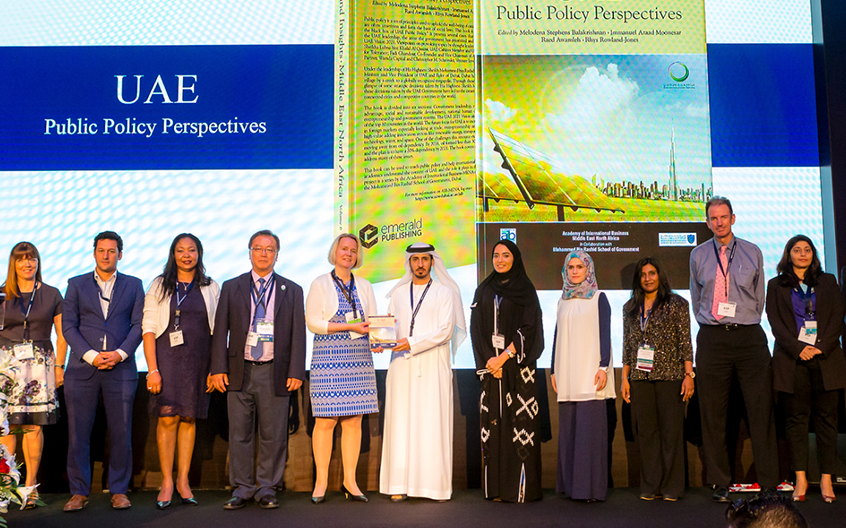 AIB Conference activities in the middle east
